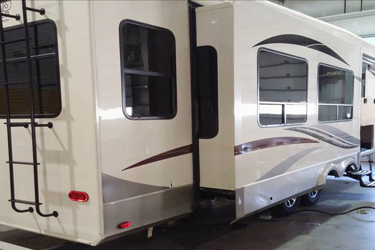 Recreational Vehicles Collision Repair Winston Salem