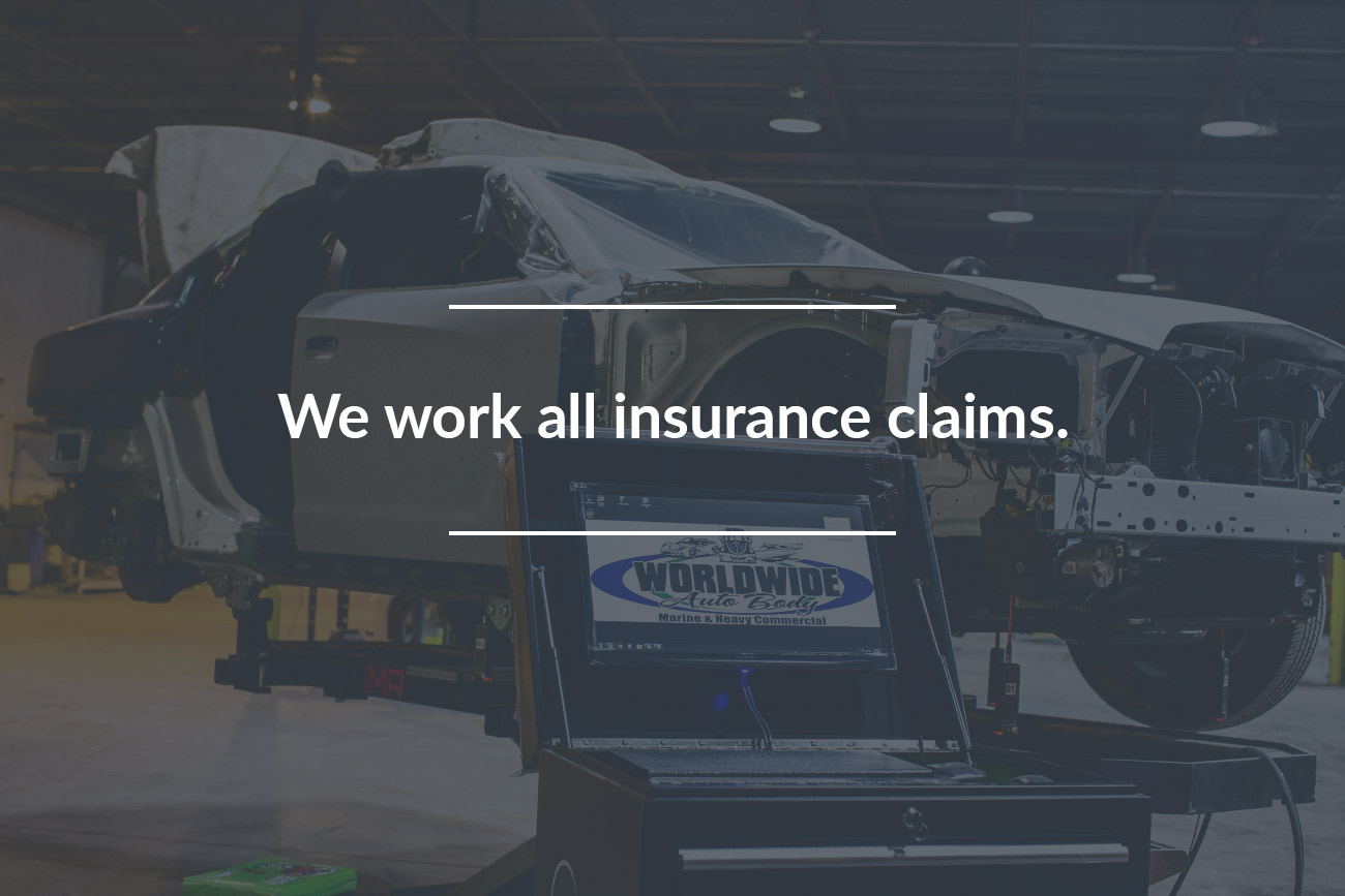 Automotive Collision Repair Auto Body Shop We work all insurance claims