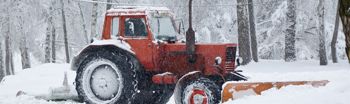 how does winter affect heavy machinery